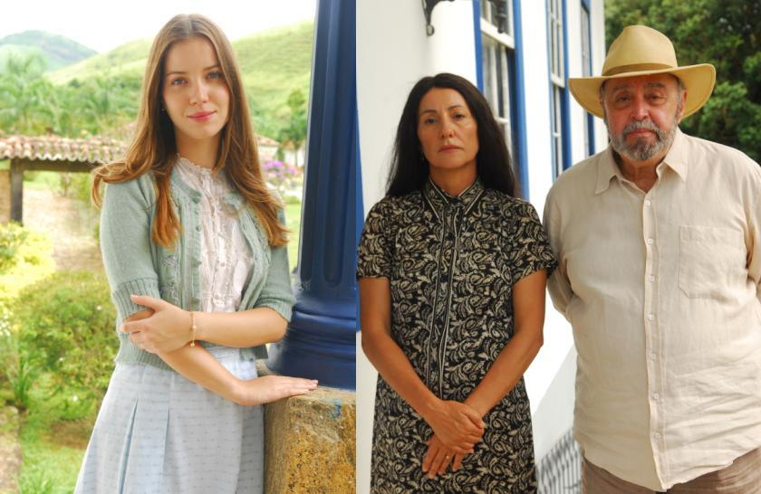 Ale de Souza reúne famosas como madrinha de seu casamento